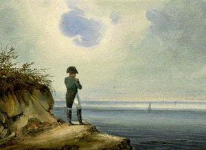 Napoleón derrotado